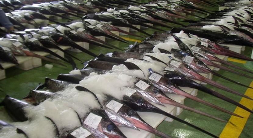 método fluorescencia detecta contaminación mercurio pescado