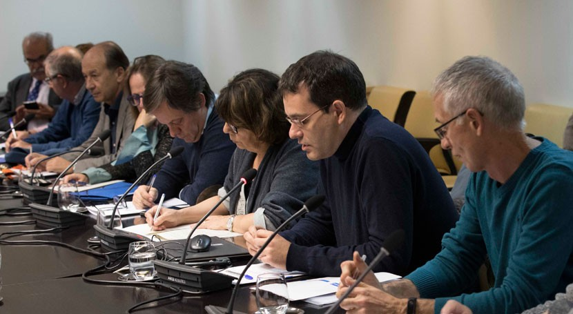 Mesa Limpieza Madrid se reúne sindicatos