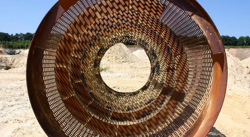 ¿Cómo reducir uso agua recuperación metales residuos industriales?