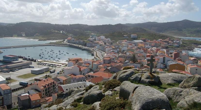 Muxía, Corcubión y Dumbría, hoja ruta campaña gallega reciclaje