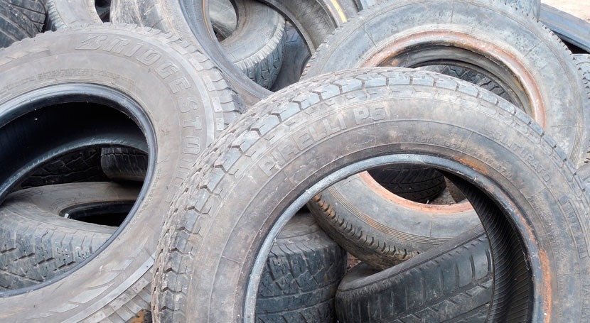 Estado México logra récord Guinness recogida llantas reciclaje