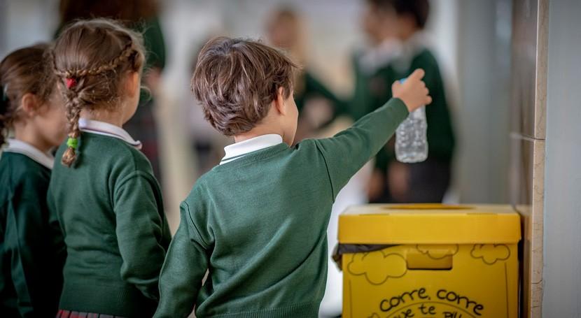 Naturaliza moviliza 622 profesores primaria medioambiente