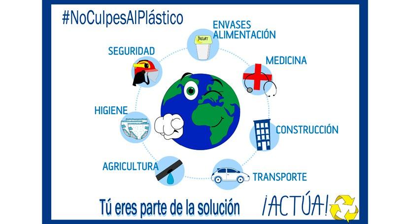 industria plástica sigue avanzando economía circular y eficiencia recursos