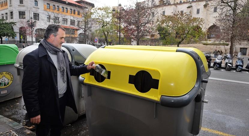 Santander amplía red recogida 40 nuevos contenedores envases