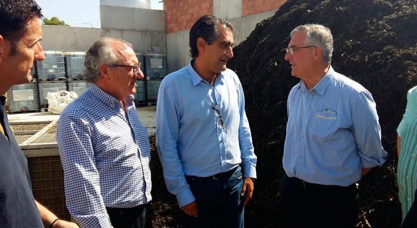 """Joaquín Olona: """"Aragón debe liderar transformación purines fertilizantes"""""""
