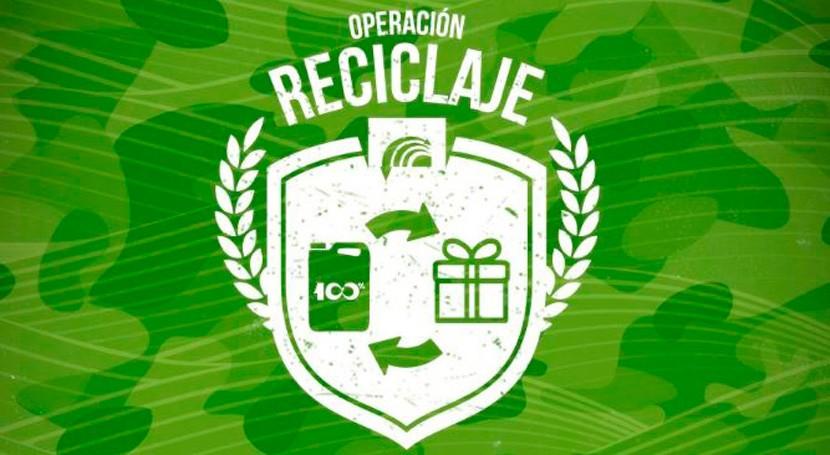 """""""Operación reciclaje"""", campaña residuos agrarios SIGFITO"""