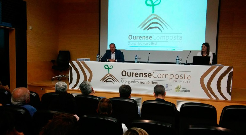 """"""" ampliación infraestructura industrial Sogama se enmarca economía circular"""""""