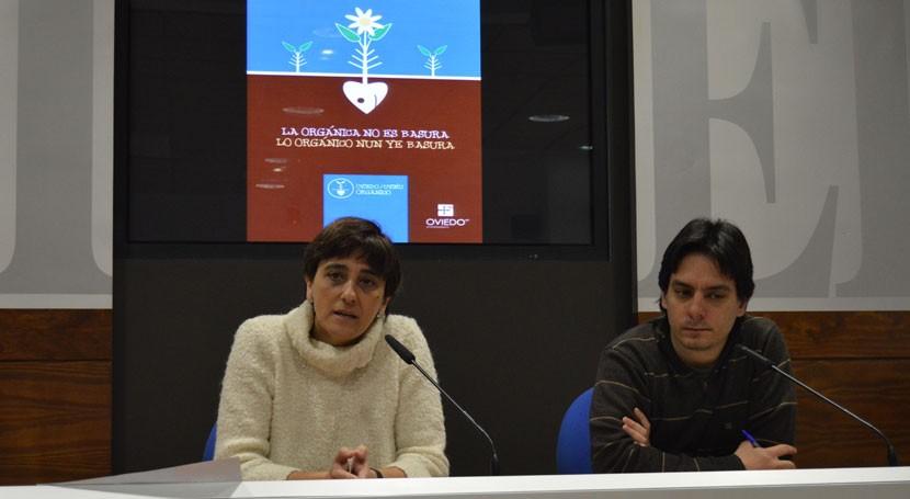 Oviedo pone relieve importancia reciclaje basura orgánica
