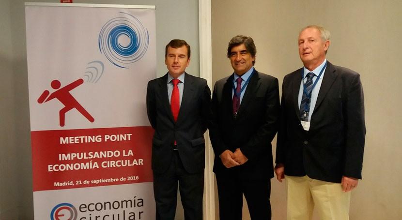 """Pablo Saavedra: """"Hemos transitar economía circular"""""""