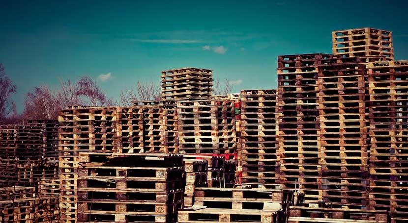 tasa reciclado envases, embalajes y palets madera España 2016, estudio