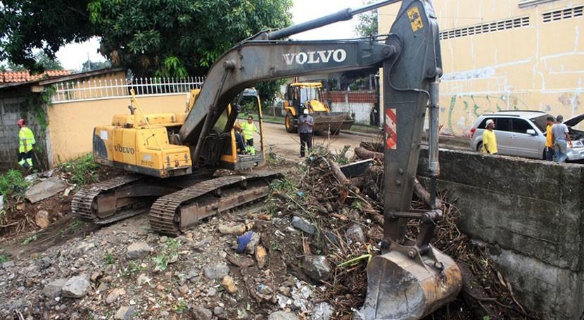 lluvias, Panamá refuerza limpieza basuras Ciudad Capital y San Miguelito