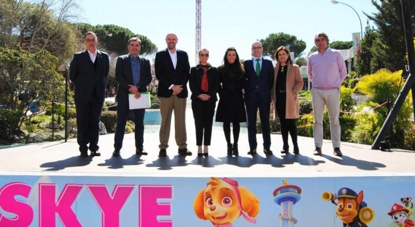 Parque Atracciones Madrid fomenta recogida selectiva residuos