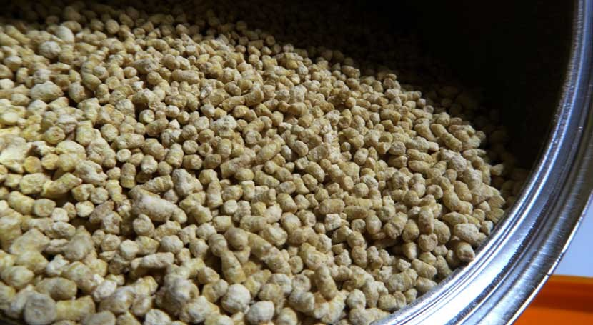 85% pellet fabricado España está certificado sello calidad ENplus®