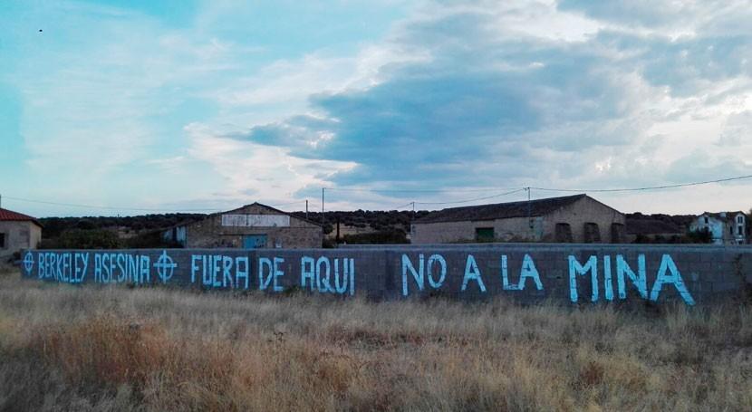 residuos radiactivos amenazan corazón espacio protegido español