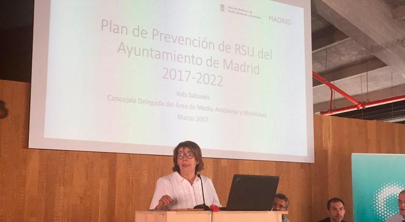 Madrid inicia proceso aprobación Plan Prevención y Gestión Residuos