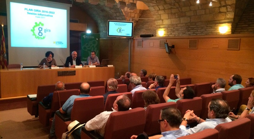 Comienza proceso participativo Plan Gestión Integral Residuos Aragón