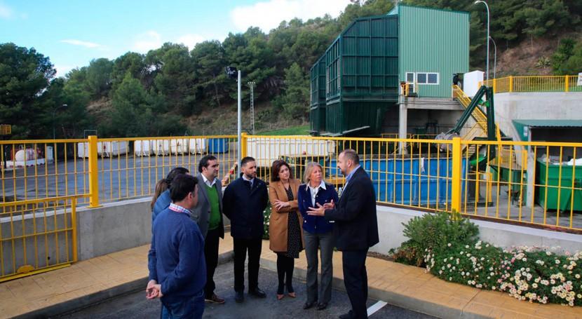 Marbella contará planta transferencia residuos construcción y poda