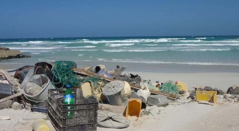 Europa prueba detección órbita desechos plásticos