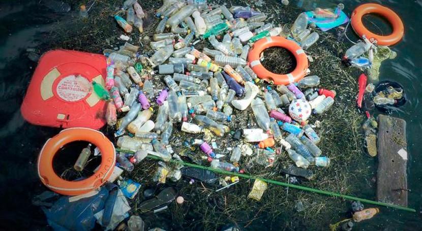 UCA participa trabajo centrado transporte basura flotante océanos