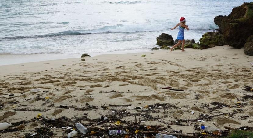 banquete microplásticos: 68% alimentos origen marino contiene