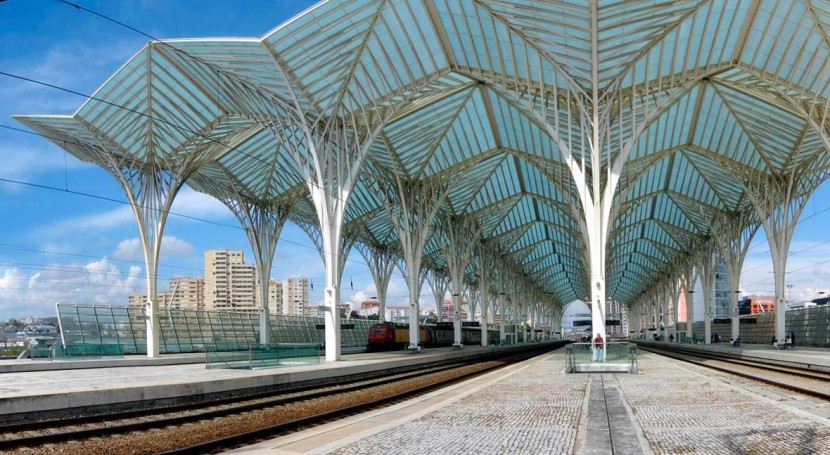 Desarrollado nuevo material plataformas ferroviarias neumáticos fuera uso