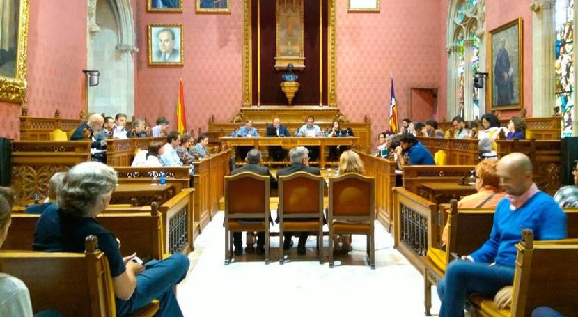 Mallorca acuerda eliminar posibilidad importar residuos isla