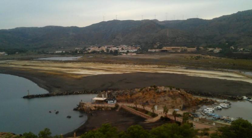 MAGRAMA firma contrato regeneración bahía Portmán Unión