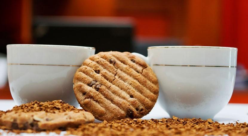 Ingrediente galletas, segunda vida posos café