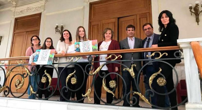 Consorcio Provincial Residuos Palencia entrega premios concursos reciclaje