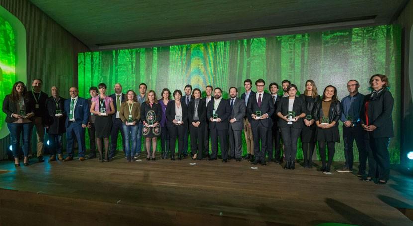 Premios R Ecoembes reconocen mejores iniciativas materia reciclaje