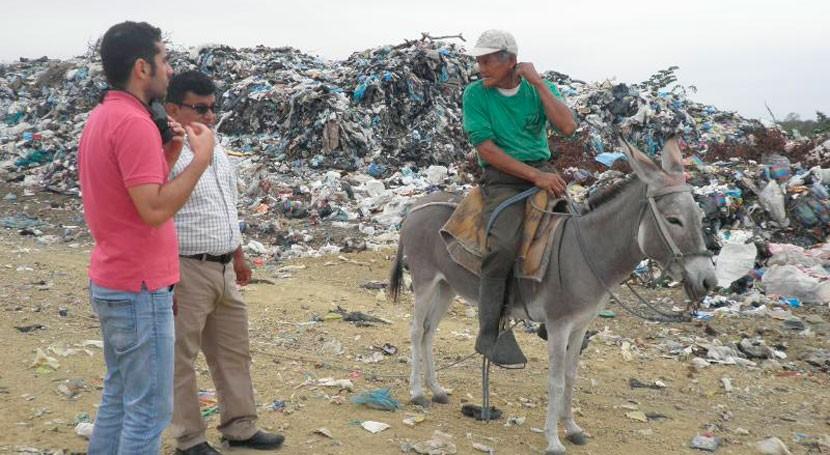 PROMEDIO lleva experiencia gestión residuos Ecuador