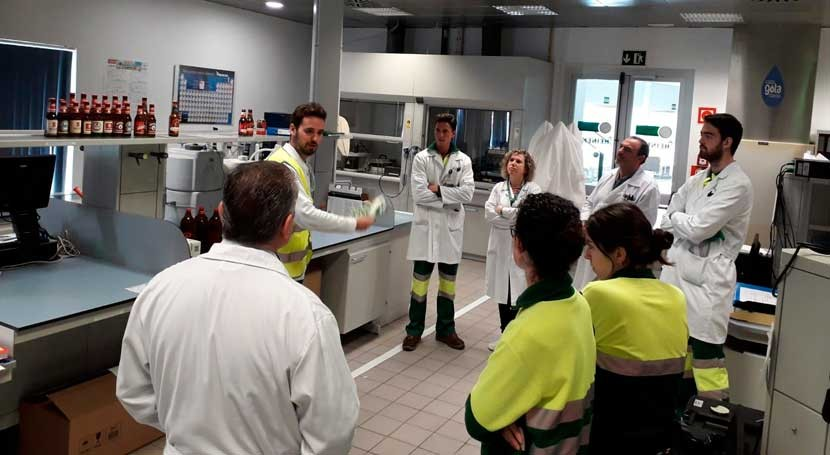 #GreenLeague Fundación Ecolec recoge casi tonelada RAEE Andalucía