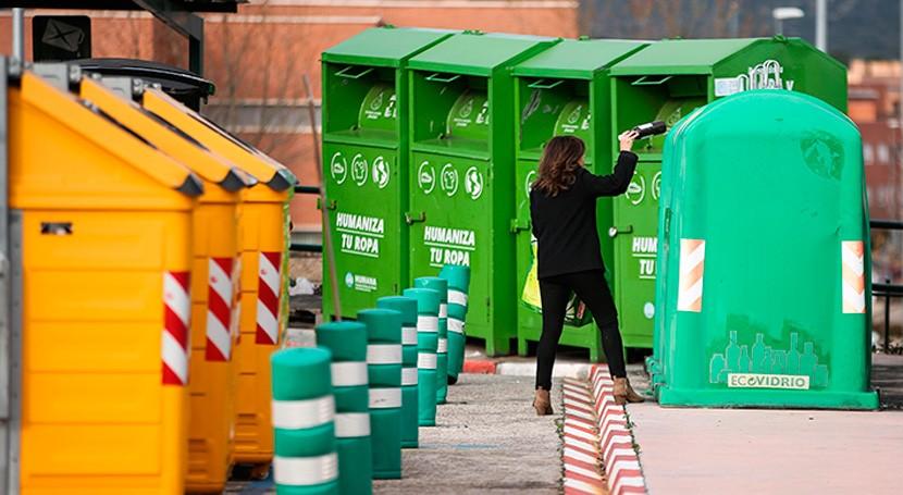 vecinos Rozas reciclaron más 50.000 kilos residuos durante 2016