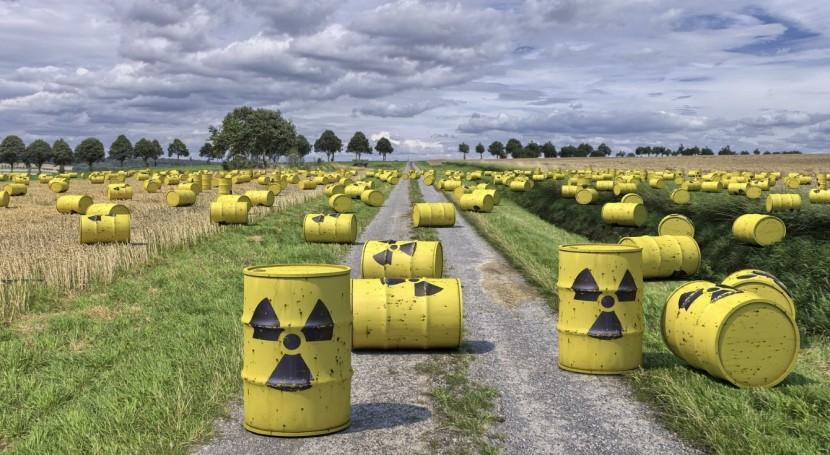 20 estados UE no han traspuesto correctamente normas europeas residuos nucleares