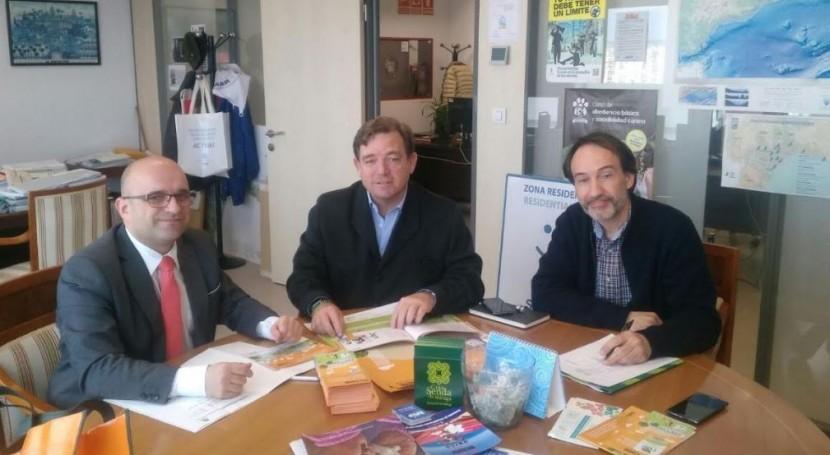 300 comercios y más 30 ayuntamientos mejoran gestión RAEE