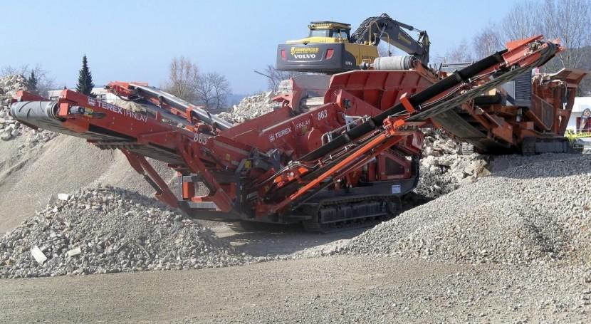 residuos construcción y demolición y economía circular