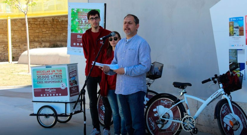 """Arranca II edición """"Recicla tus Aparatos"""" Comunidad Valenciana"""
