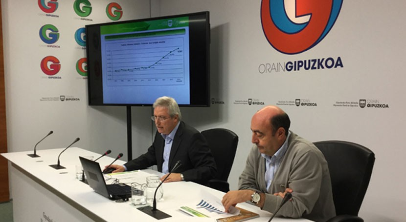 Guipúzcoa logra tasa recogida selectiva 51% primer semestre 2016