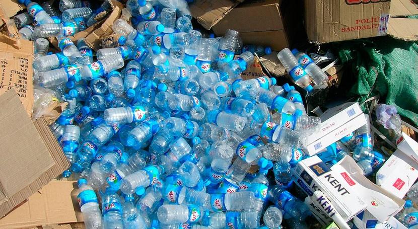 tasas recogida y reciclaje PET Europa se incrementan forma significativa 2016