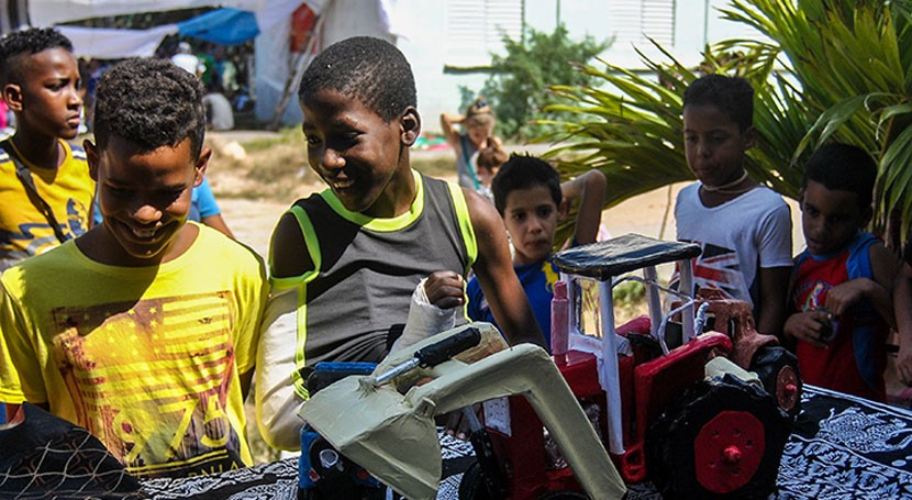barrio Micro X Habana celebra cuarta Feria Reciclaje