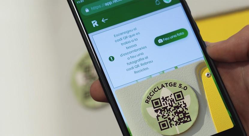 Ecoembes fomenta reciclaje proyecto Reciclaje 5.0.