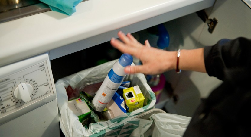 divorciados se posicionan como grupo social más concienciado reciclaje España