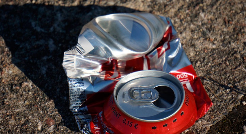 Reciclar envases aluminio ahora tiene premio