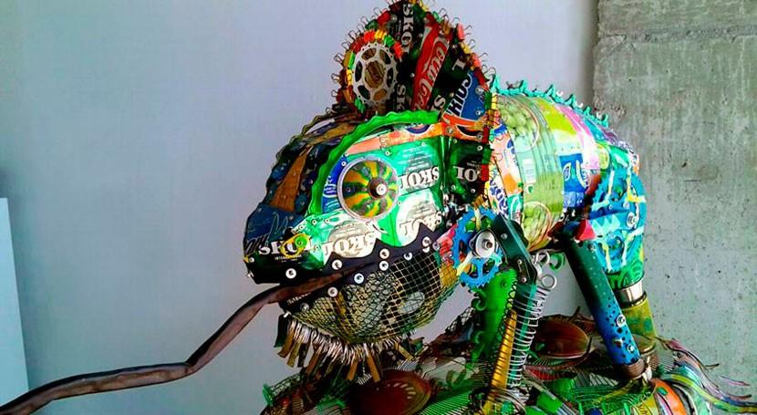 certamen Andaluz Arte y Reciclaje 'ReciclarArte' llega VII Edición