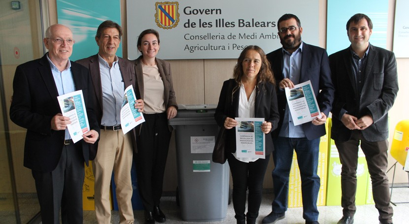 Gobierno balear presenta campaña recogida radiografías inservibles
