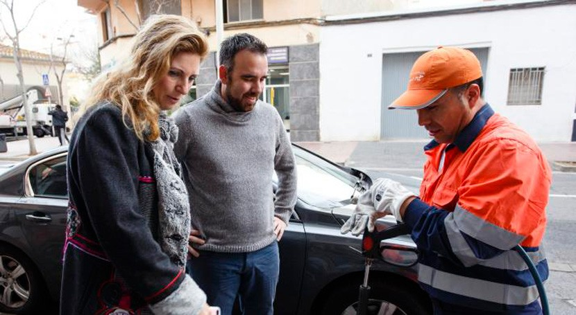 servicio limpieza recoge 83% más residuos vía pública Castellón