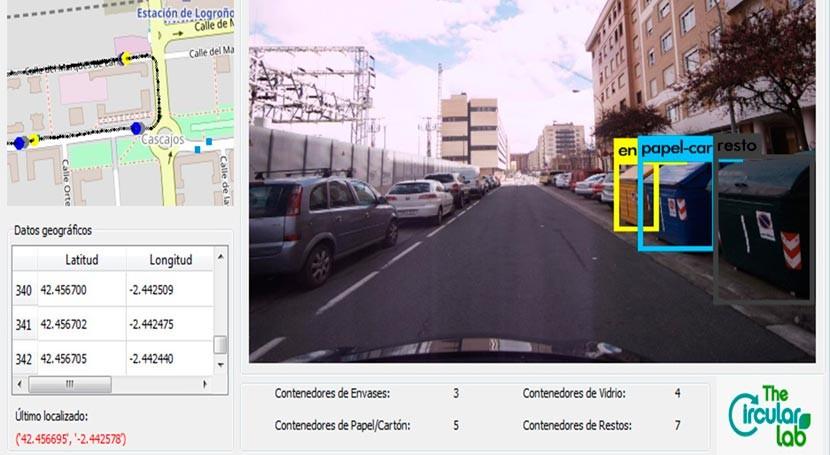Nace Contenedor Go, herramienta localización visual contenedor residuos urbanos