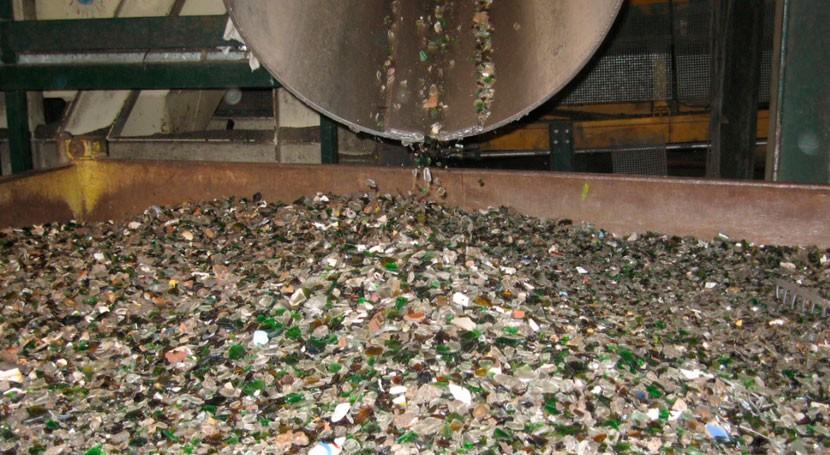 Galicia incrementa 29% recuperación materiales reciclables bolsa negra