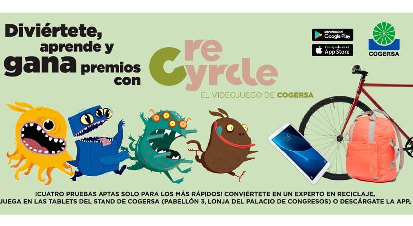 Recyrcle, videojuego reciclaje y Economía Circular Asturias