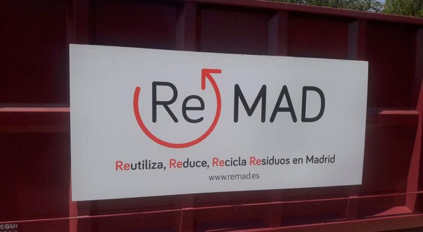 ReMAD, nuevo servicio intercambio objetos reutilizables Madrid